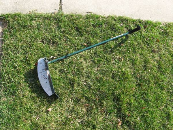 Edger/Turf Slicer