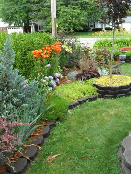 three simple tips for a beautiful ornamental garden bed