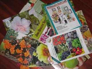 Gardening Catalogues